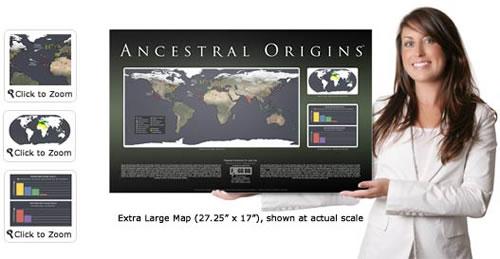 Ancestral Origins™ DNA Ancestry Testing